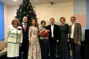 Праздник Старого Нового года в Красногорске